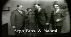 Sego Brothers and Naomi - Heaven's Jubilee